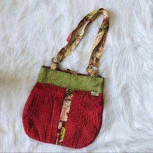 🎀Floral shoulder bag 🎀